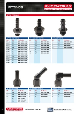Page 12 - RACEWORKS CATALOGUE Ed3