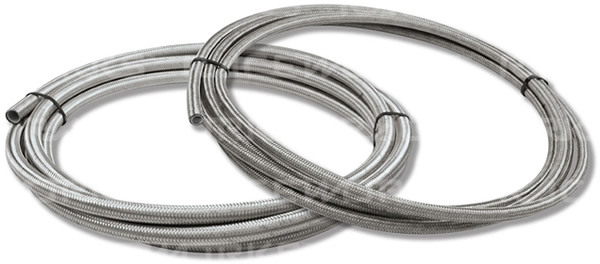 200 series stainless steel braided hose