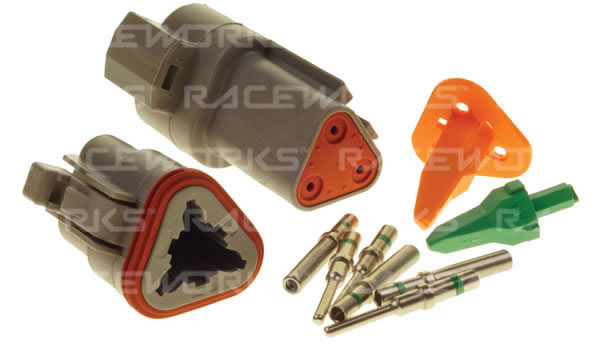 connectors plugs CPS-126
