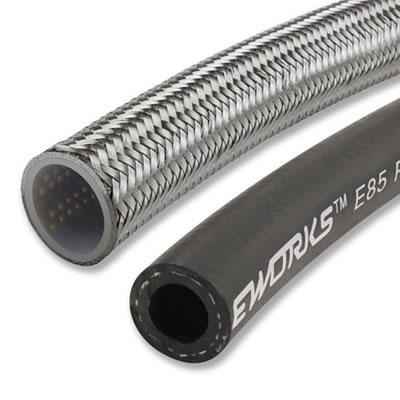 raceworks braided teflon e85 hose