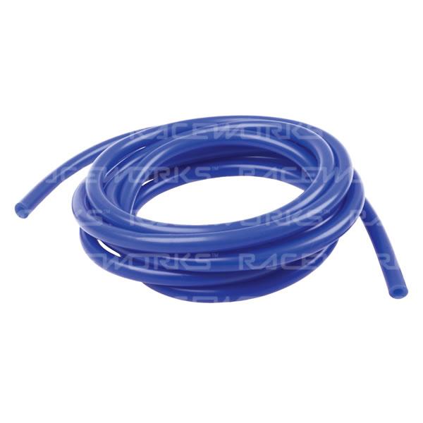 Silicone Hose Vacuum Blue