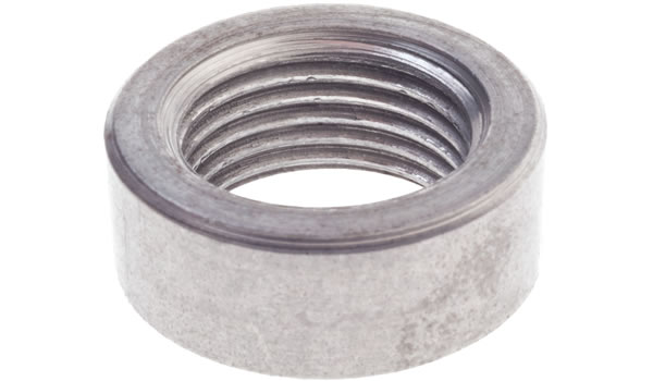 weld on o2 steel RWF-989-M18-S