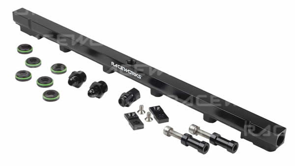 ALY-029BK fuel rails