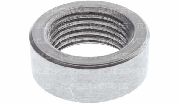 RWF-989-M18-SS o2 stainless weld ons