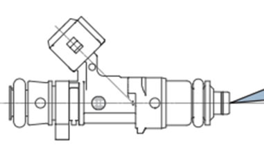 Raceworks Fuel – Injectors – 900cc Raceworks Short - INJ-266 - Raceworks