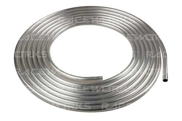 600 series aluminium hard line hose RWH-600-08